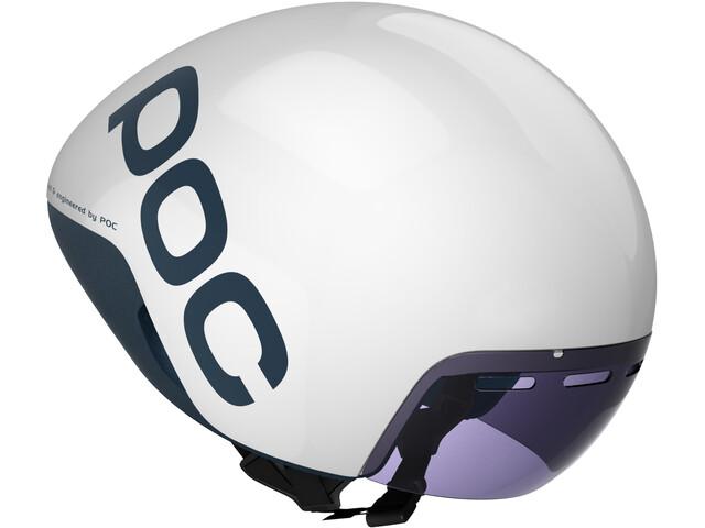 POC Cerebel Kask rowerowy, hydrogen white